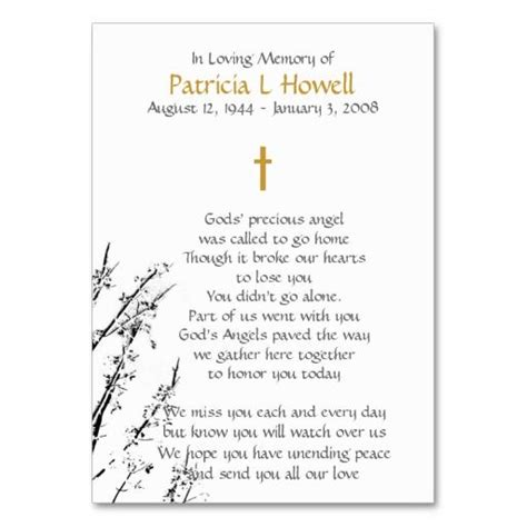 funeral prayer card template free pin by scollect on funeral business cards