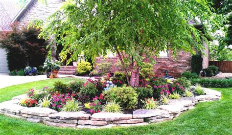 home landscape ideas home landscaping ideas to inspire your own curbside appeal