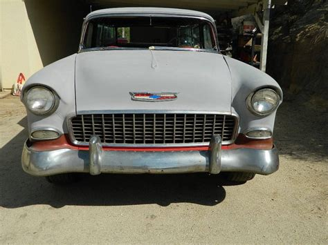 nomad car for sale 1955 chevrolet nomad unrestored project car for sale