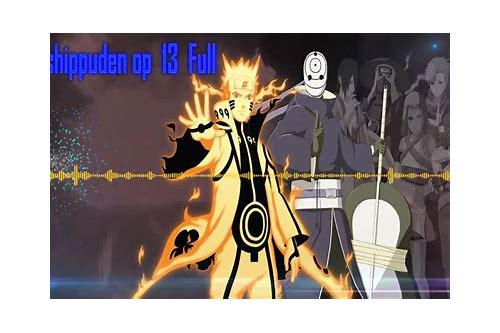 naruto shippuden op 13 full download