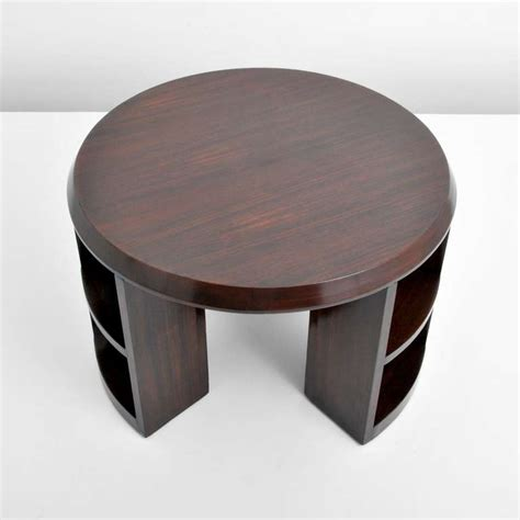 Deco Coffee Table Emile Bouchet Deco Coffee Table For Sale At 1stdibs