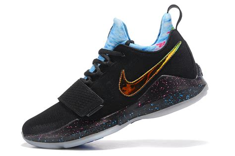 new nike pg 1 eybl anthracite multi color for sale