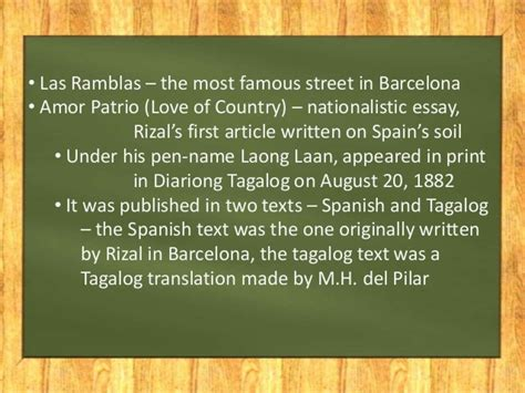 Was Rizal An American Made Article 1st Journey Of Rizal