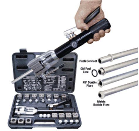 steel fuel line flare kit 71206