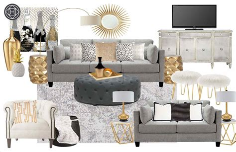 Gold And Grey Living Room Ideas Living Room Grey Living Room Ideas Gold Living Room Decor Living Room Glam Apartment