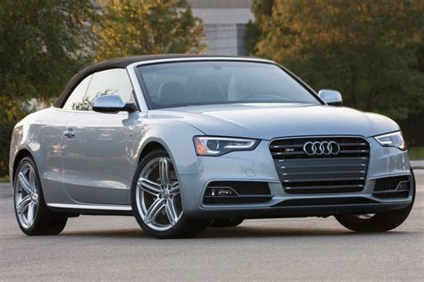 audi convertible 2016 2016 audi s5 premium plus quattro market value what s my