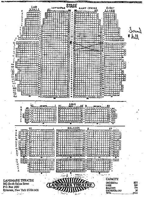 landmark theater syracuse seating chart landmark theater syracuse seating chart bob tour