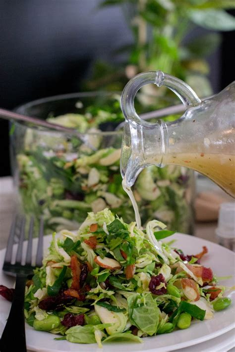 Detox Sprouts by Detox Brussels Sprouts Spinach Salad What The Forks For