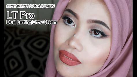 Harga Lt Pro No 6 impression review lt pro dual lasting brow