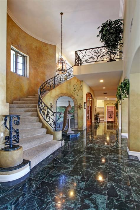 beautiful French Country House Interior #4: 18-Palatial-Mediterranean-Staircase-Designs-That-Redefine-Luxury-17-630x945.jpg