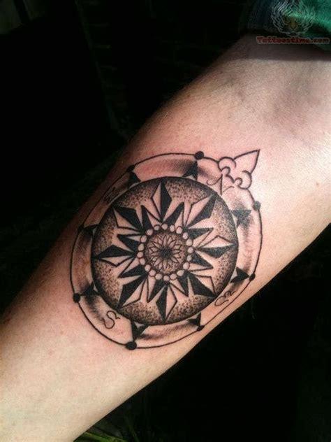 tattoo compass on forearm 20 compass tattoos on forearm