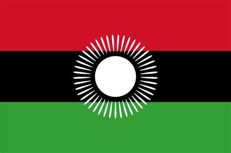 malawi flag flag of malawi 2010 2012
