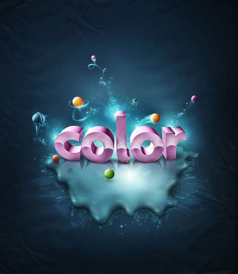 3d text typography tutorial photoshop 40 photoshop tutorials to create gorgeous 3d text effects