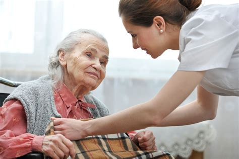 elderly care types of residential care homes the