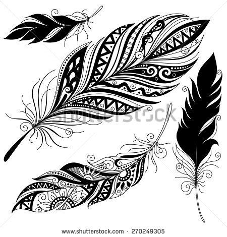 tribal peacock tattoos tribal peacock feather design tatoo ideas