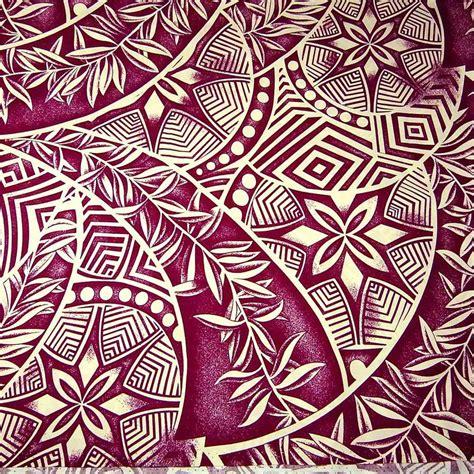 tribal pattern hawaiian hawaiian print pacific island tribal tropical leaves