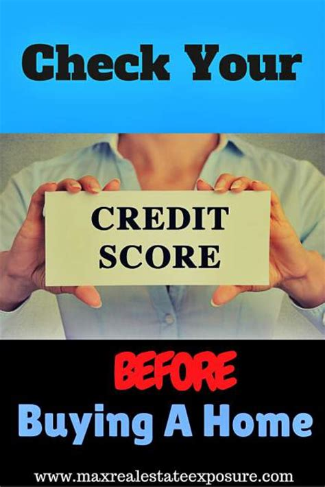 what should my credit score be to buy a house check your credit score before buying a home