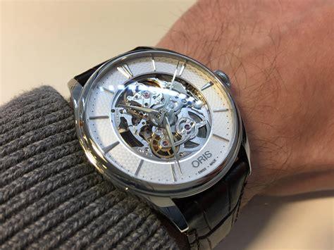 Oris Artelier Skeleton oris artelier skeleton watches