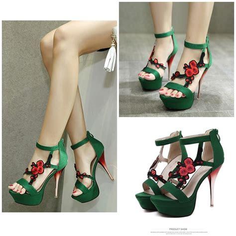 Tas Wanita Impor 1382 Bean jual shh1382 green sepatu heels 12 5cm grosirimpor