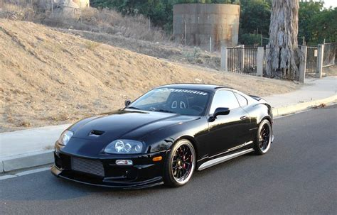 custom toyota supra turbo 1998 toyota supra turbo custom hyper cars
