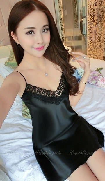 Baju Tidur Teddies 557 Murah Banget baju baju warna hitam satik silk saten harga murah indonesia