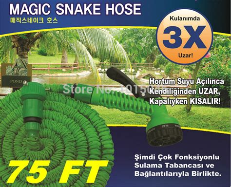 Magic X Hose 22 5 Meter 75 Selang Taman Dan Rumah Kanebo free shipping 1x 75ft new retractable hose water pipe after 22 5 meters hose with gun imperially