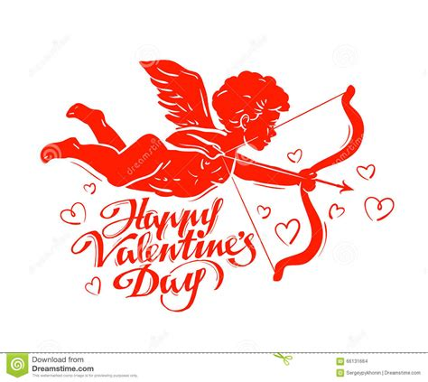 valentines day cupid pictures happy valentines day cupid or vector illustration