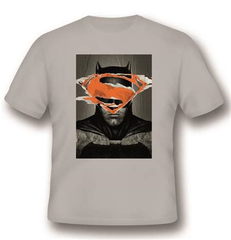 Batman Superman Tshirt batman vs superman t shirts official merchandise 2017 18