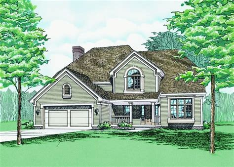 house plan 7922 00045 traditional plan 2 012 square traditional plan 2 107 square feet 4 bedrooms 2 5