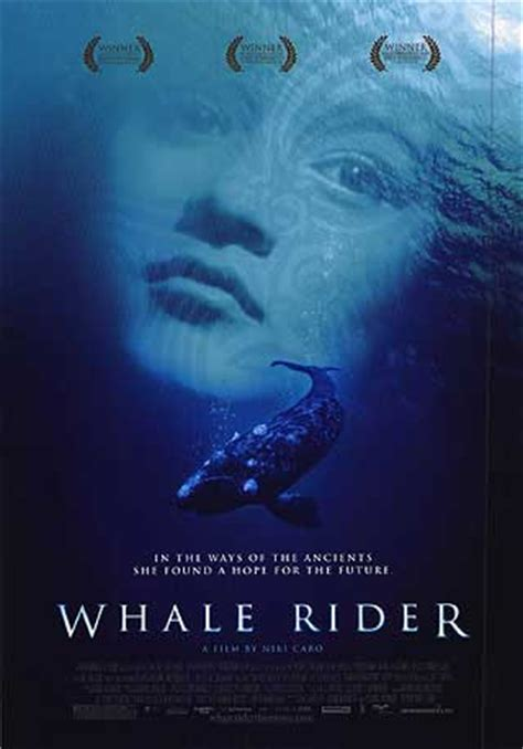 themes in the film whale rider reviews from the past whale rider cinema corner