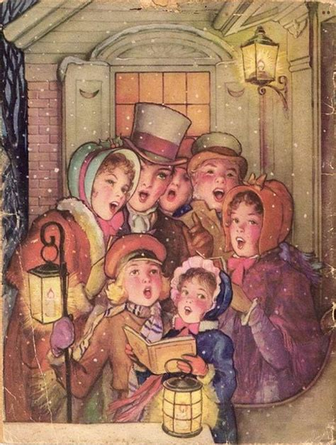 images of christmas carolers christmas carolers christmas decorating pinterest