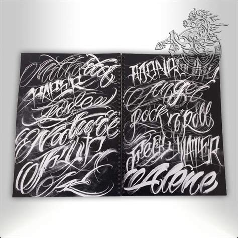 lettering tattoo needle tattoo book anrijs straume lettering sketchbook