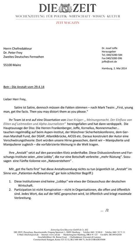 Beschwerdebrief Firma Uwe Kr 252 Ger On Quot Vor Der Verhandlung Zeit Vs Anstalt Hier Mal Der Beschwerdebrief