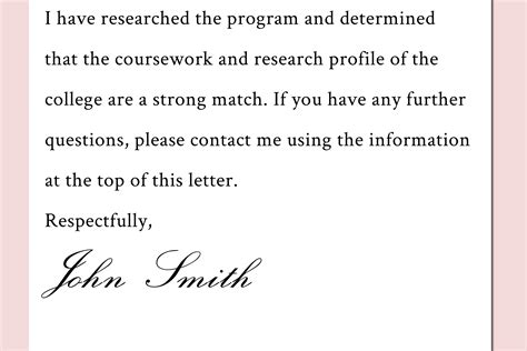 College Letter Interest How To Write A College Interest Letter Wikihow