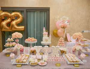 pink white gold birthday quot lee yin s 22nd elegant theme birthday party quot catch my party