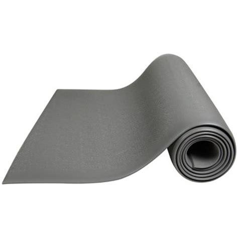 3 ft x 30 ft esd anti fatigue floor mat roll gray color