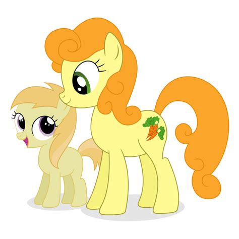 and pony show meaning pony series carrot top green and by kendell2 on deviantart