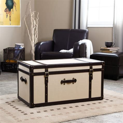Trunk Coffee Tables With Storage Trunk Coffee Table Design Images Photos Pictures