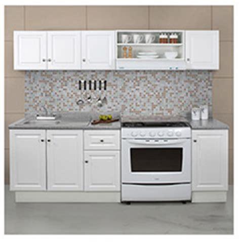 encimeras para cocina home depot paquete de cocina blanca 2 4 m en http www homedepot mx