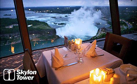 Skylon Tower Revolving Dining Room Restaurant by 50 Off Dining At Skylon Tower And A Free Ride To The Top