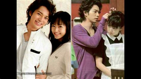 mao inoue marriage matsumoto jun and inoue mao sweet moments off and on cam