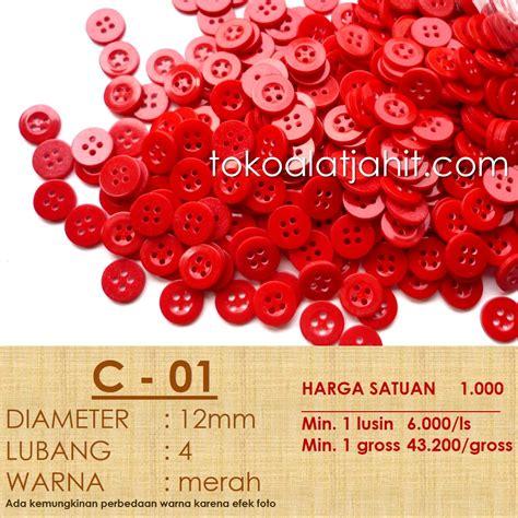 Kancing Bungkus No 60 By Toko 258 kancing toko alat jahit