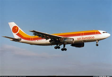 airbus a300b4 203 air jamaica aviation photo 2760402 airliners net