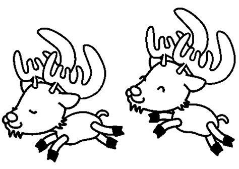 imagenes de navidad para colorear renos dibujos de navidad renos de navidad para colorear
