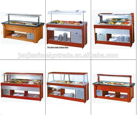 table top refrigerated salad bar table top commercial refrigerated salad bar view
