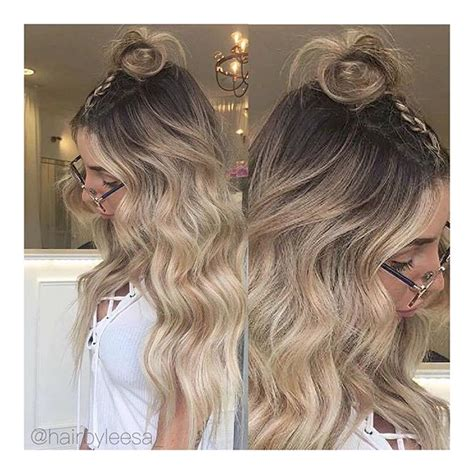 hairstyles with tape extensions 35 best pretty tape extensions hairstyles images on