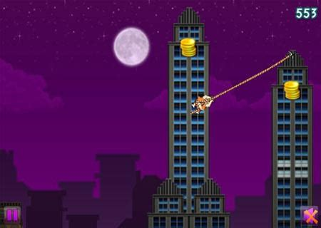 rope swinging games 10tons rope raider game hits apple app store mobiletor com
