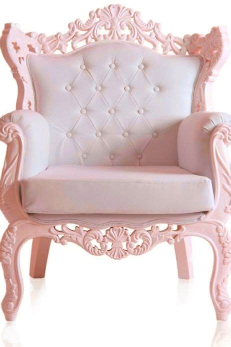 pale pink armchair trend alert classical bling and classical maximalist