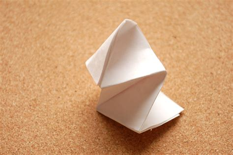 how to make an origami 6 steps with pictures