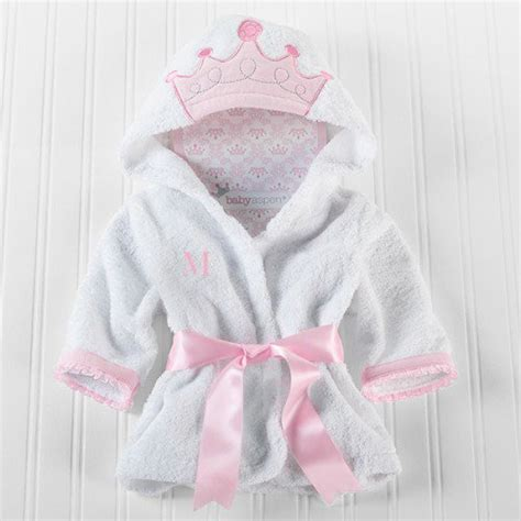 personalized princess bath robe little princess bath robe